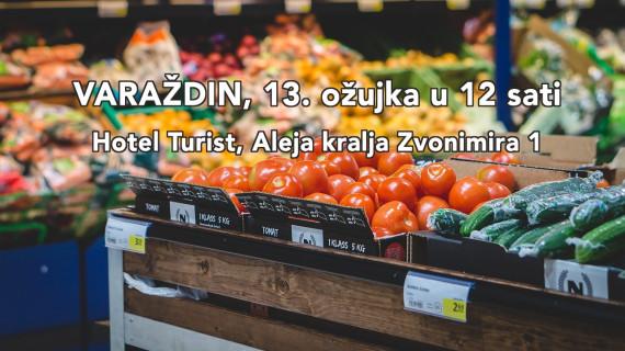 Radionica o primjeni Zakona o zabrani nepoštenih trgovačkih praksi u lancu opskrbe hranom