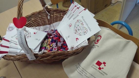 Promocija akcije Kupujmo hrvatsko