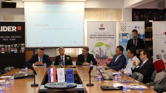 Investicijski forum Dalmacije u ŽK Zadar