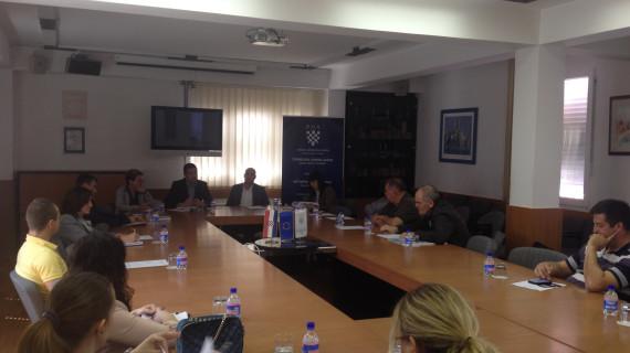 Turistički inspektori u ŽK Zadar educirali Strukovnu skupinu turističkih agencija