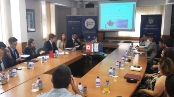 ŽK Zadar: Seminar o Sporazumu o slobodnoj trgovini Kanada – Europska unija otvorio kanadski veleposlanik u Hrvatskoj